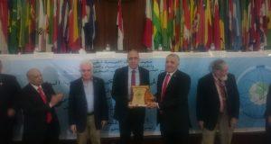 إنطلاق فعاليات المؤتمر الدولي الثالث للكيمياء وصحة البيئة بوزارة الزراعة