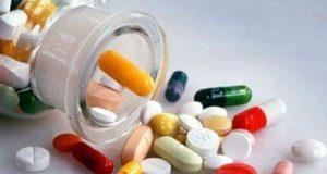 ضبط كمية كبيرة من المكملات الغذائية والفيتامينات أجنبية الصنع بالإسكندرية