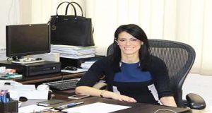 جامعة ميريلاند كولدچ بارك تختار الدكتورة رانيا المشاط لإلقاء كلمة التخرج للجامعة لهذا العام