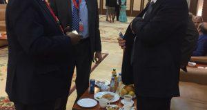 """في نهاية اجتماعات الخرطوم..  """"البنا"""" ونظيره السوداني يبحثان تذليل العقبات لتحقيق التعاون المشترك وتشجيع الاستثمار الزراعي بالبلدين"""
