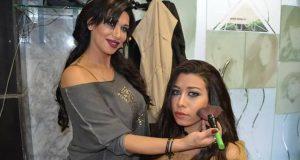 """بالصور … خبيرة التجميل """" رحاب محمد """" تضع عنواناً لكلّ فتاة وامرأة تبحث عن التميّز"""
