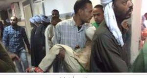 """5 إصابات تسمم بالإسكندرية .والمحافظ يرد""""مفيش حاجه بالمياه """" والأهالى: السبب مياه الشرب"""