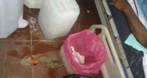 النائب احمد ادريس وصفها بالفضيحة: إجراء عمليات الغسيل لمرضى الفشل الكلوى بالأقصر وسط مياه الصرف بالمستشفى العام
