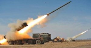 (سانا):110 صاروخ اطلقت باتجاه أهداف سورية في دمشق وخارجها