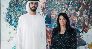 وزيرة السياحة تلتقى وزير دولة الإمارات للذكاء الاصطناعى على هامش الملتقى العربى للسياحة والسفرATM