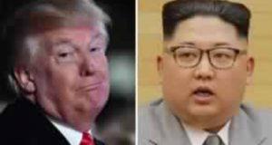 """الرئيس الأمريكي دونالد ترامب يرحب بـ """"الانفراج"""" المرتقب في ملف كوريا الشمالية."""