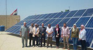 وزير الإسكان: افتتاح محطة للطاقة الشمسية بجهاز مدينة الصالحية الجديدة بقدرة 45 كيلو وات وتنفيذ 19 محطة للطاقة الشمسية بالمدن الجديدة بقدرة إجمالية ٧٠٠ كيلو وات