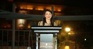 وزيرة السياحة تلتقى بأعضاء اللجنة التنفيذية للاتحاد الدولي للغازIGU