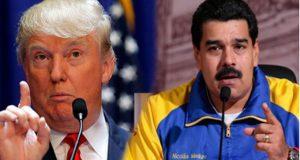 ترامب يفرض عقوبات علي فنزويلا قبيل الانتخابات