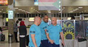 المصري في السودان استعداداً لمواجهة الهلال
