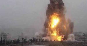 مصرع واصابة 15سائح اثر انفجار بالجيزة