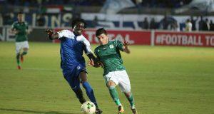 المصري يتعادل مع الهلال في السودان