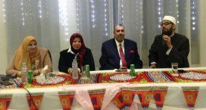 """""""فضائل شهر رمضان """"لأعضاء نادي المنطقة الاقتصادية نظمها مجمع اعلام بورسعيد"""