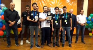 فوز فريقان من طلاب جامعة القاهرة فيالتصفيات النهائية لمسابقة دولية في البرمجيات