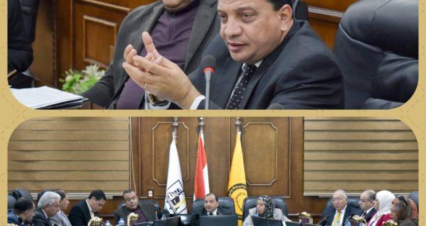 رئيس جامعة بنى سويف: إنشاء مركز استشاري لعلاج السموم بكلية الطب البشري