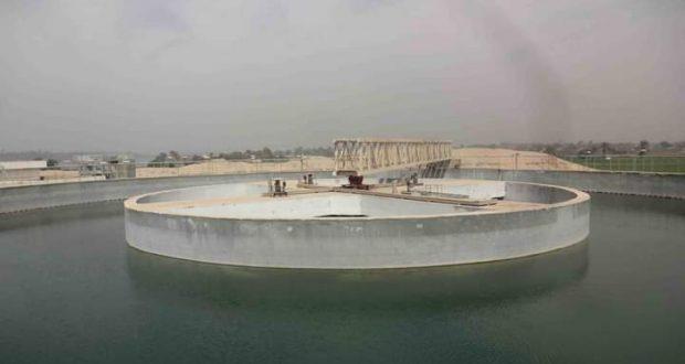 إعادة تشغيل محطات مياه الشرب المتوقفة بمركز دار السلام بسوهاج