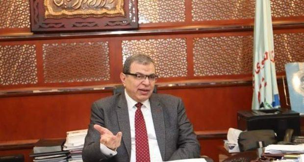 وزير القوى العاملة ببني سويف يفتتح ملتقى توظيف يوفر 11 ألف فرصة عمل للشباب.