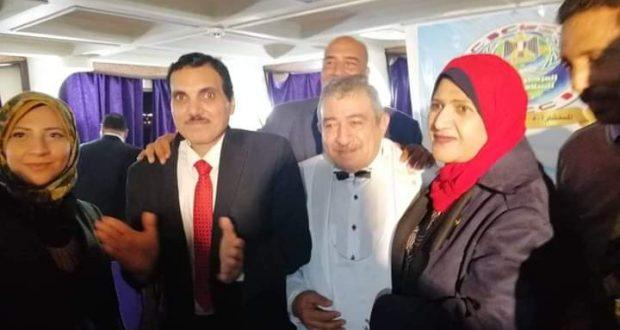 تكريم أمين عام المرأة للمركز المصرى للسلام العالمى ضمن اهم ٥٠ شخصية من سفراء السلام بمصر