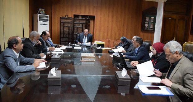 رئيس جامعة بني سويف: ابريل المقبل  .. المهرجان الدولي الثاني للوافدين بمشاركة 46 دولة عربية وإفريقية