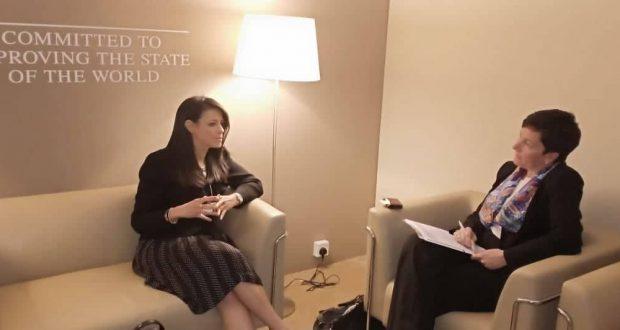 وزيرة السياحة تعقد اجتماعا مع الرئيس التنفيذي لمؤسسة التمويل الدولية International Finance Corporation لبحث سبل التعاون خلال الفترة المقبلة