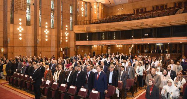رئيس جامعة القاهرة : نقوم حالياً على تطوير مستشفيات قصر العيني بمفهوم جديد وفق أحدث النظمالعالمية