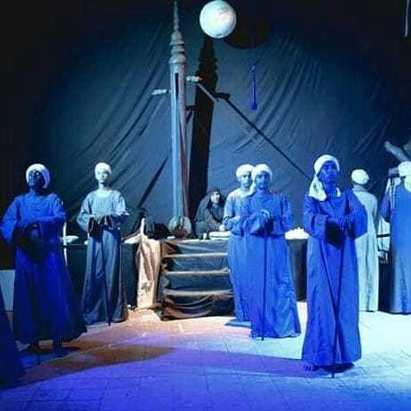 الفرقة القومية للمسرح بقصر ثقافة دشنا محافظة قنا تصعد لمهرجان التجارب المسرحية