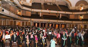 كلية الحاسبات والمعلومات تحتفل بتخريج الدفعة الـ ١٩