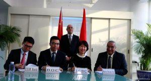 بالعاصمة الصينية بكين: وزير الإسكان يشهد توقيع اتفاقية مع البنوك الصينية الممولة لمشروع منطقة الأعمال المركزية بالعاصمة الإدارية الجديدة