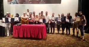 """في مؤتمر """"اليوم الواحد """"ببني سويف الأدباء يطالبون بتنظيم المؤتمر العام لإدباء مصر """"ببني سويف '"""