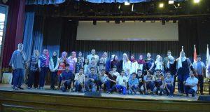 رئيس جامعة بني سويف : بدء الدورة الثالثة لبرنامج جامعة الطفل بمشاركة 166 طالبا