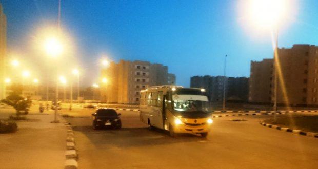 رئيس جهاز مدينة المنيا الجديدة: تشغيل الخط الثاني ضمن منظومة النقل الجماعي لخدمة الأحياء الجنوبية بالمدينة