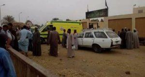 إصابة 3 أشخاص فى مشاجرة بقرية كوم أبو راضى فى بنى سويف