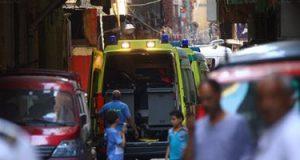 ارتفاع ضحايا الاختناق خلال تطهير بئر بسوهاج لـ6 متوفين و2 مصابين بسبب غاز H2S