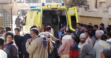 وفاة طفلة عقب سقوطها فى غرفة صرف صحى بسوهاج