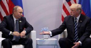 ترامب يعرض على بوتين تقديم المساعدة في مكافحة حرائق الغابات فى سيبيريا