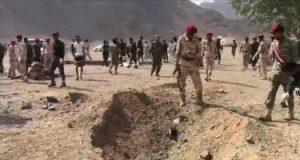 إرتفاع عدد شهداء الحادث الإرهابي بعدن إلى 40 شخصاً