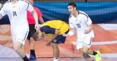 مصر تهزم تايوان 36 / 25 فى كأس العالم لناشئى اليد بمقدونيا