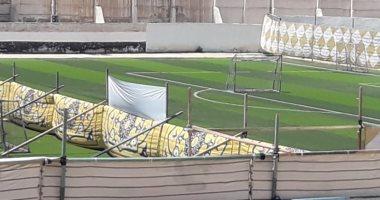 86 ساحة جاهزة لاستقبال المصلين فى عيد الأضحى بمطروح