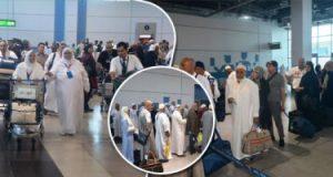 مصر للطيران تسير غدا 27 رحلة جوية لعودة 6300 حاجاً من الأراضى المقدسة
