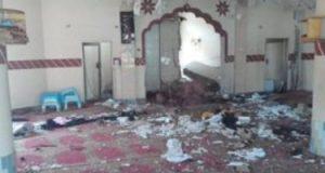 ارتفاع ضحايا انفجار مسجد باكستان لـ5.. والشرطة: الانفجار بعبوة ناسفة