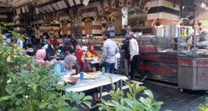 تحرير محضر بقسم شرطة المندرة ضد المطعم السورى بالإسكندرية
