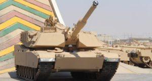 """""""M1A1 Abrams"""".. دبابة قتال رئيسية تصمم بمصانع الإنتاج الحربى"""