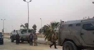مقتل 11 إرهابيا وضبط متفجرات وحزام ناسف في العريش