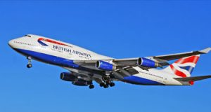 الخطوط الجوية البريطانية تلغى عددا من رحلاتها بسبب عطل فنى فى أنظمة التسجيل